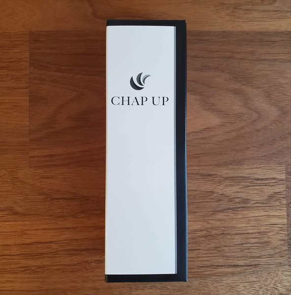 チャップアップの外箱
